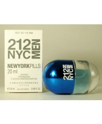 Carolina Herrera 212 Men New York Pills Тестер