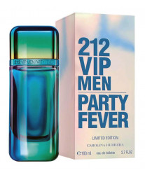 Carolina Herrera 212 VIP Men Party Fever Limited Edition