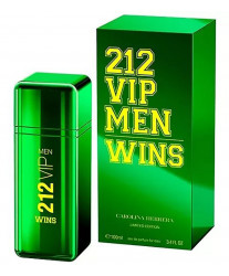 Carolina Herrera 212 VIP Men Wins