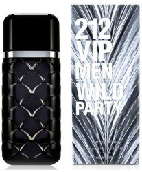 Carolina Herrera 212 Vip Wild Party Men