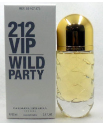 Carolina Herrera 212 Vip Wild Party Тестер
