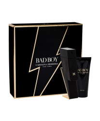 Carolina Herrera Bad Boy Набор edt 100ml+ sh/gel 100ml