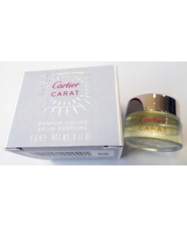 Cartier Carat Solid Perfume