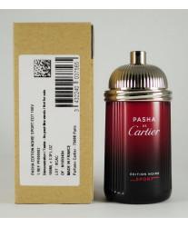 Cartier Pasha Noire Edition Sport Тестер