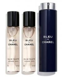 Chanel Bleu de Chanel Набор 3*20 ml edt