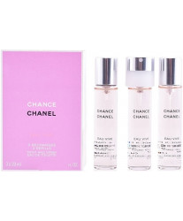 Chanel Chance Eau de Toilette Набор 3*20 ml edt