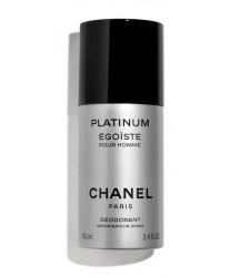Chanel Egoiste Platinum Deodorant Spray 100 ml