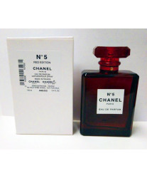 Chanel N°5 Red Edition Eau de Parfum Тестер