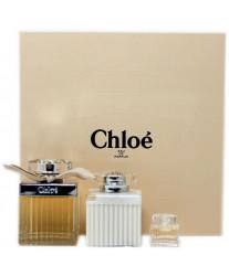 Chloe Eau de Parfum Набор edp 75ml+b/l 100ml+edp mini 5ml
