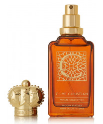 Clive Christian C Woody Leather Тестер