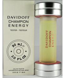 Davidoff Champion Energy Тестер