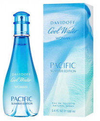 Davidoff Cool Water Pacific Summer Edition for Woman