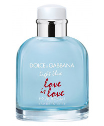 Dolce & Gabbana Light Blue Love is Love pour Homme Тестер