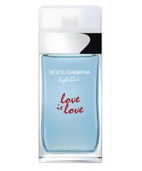 Dolce & Gabbana Light Blue Love is Love Тестер