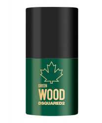 Dsquared2 Green Wood pour Homme Deodorant Stick 75 ml