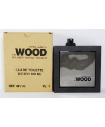 Dsquared2 He Wood Silver Wind Wood Тестер