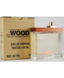 Dsquared2 She Wood Velvet Forest Wood Тестер