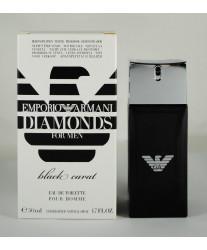 Emporio Armani Diamonds Black Carat Тестер