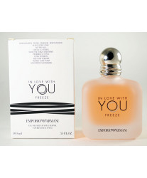 Emporio Armani In Love With You Freeze Тестер