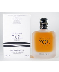 Emporio Armani Stronger With You Freeze Тестер