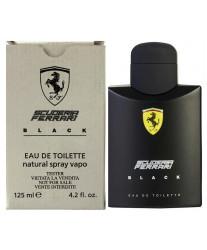 Ferrari Scuderia Black Тестер
