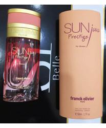 Franck Olivier Sun Java Prestige Women