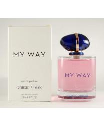 Giorgio Armani My Way Тестер