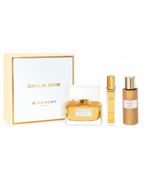 Givenchy Dahlia Divin Eau De Parfum Набор edp 75ml+edp 15ml+b/gel 75ml