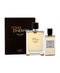 Hermes Terre dHermes Eau Intense Vetiver Набор edp 100ml+sh/gel 80ml