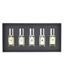 Jo Malone Набор 5*9 ml Lime Basil & Mandarin, English Pear & Freesia, Blackberry & Bay, Wild Bluebell, Wood Sage & Sea Salt