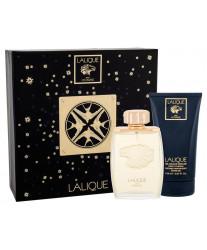 Lalique Pour Homme Lion Набор edp 125ml+sh/gel 100ml