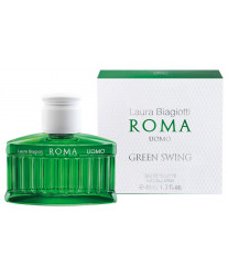 Laura Biagiotti Roma Uomo Green Swing
