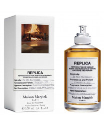 Maison Martin Margiela By the Fireplace