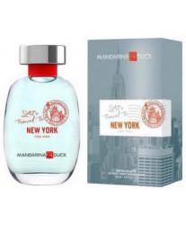 Mandarina Duck Let's Travel To New York For Man