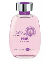 Mandarina Duck Let's Travel To Paris For Women Тестер