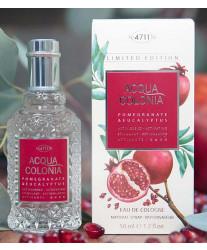 Maurer & Wirtz 4711 Acqua Colonia Pomegranate & Eucalyptus