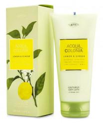Maurer & Wirtz 4711 Aqua Colognia Lemon & Ginger Body Lotion 200 ml