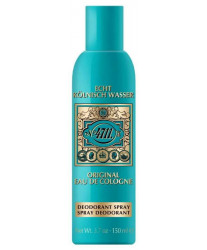 Maurer & Wirtz 4711 Original Eau de Cologne Deodorant Spray 150 ml