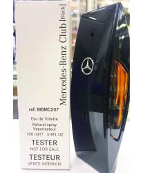 Mercedes-Benz Club Black Тестер