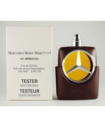 Mercedes-Benz Private Тестер