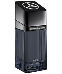Mercedes-Benz Select Night Тестер