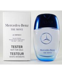 Mercedes-Benz the Move Тестер