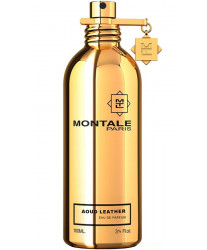 Montale Aoud Leather Тестер
