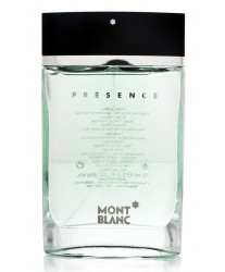 Montblanc Presence Тестер