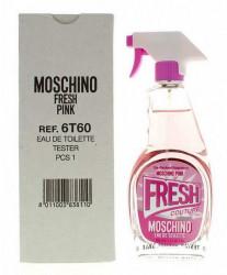 Moschino Pink Fresh Couture Тестер