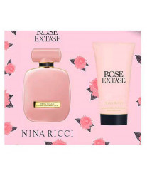 Nina Ricci Rose Extase Набор edt 50ml+ b/lotion 75ml