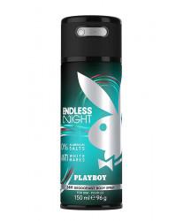 Playboy Endless Night Men Deodorant Spray 150 ml