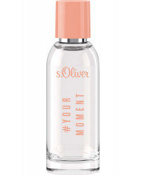 S.Oliver #Your Moment Women Eau de Parfum