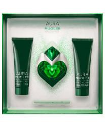 Thierry Mugler Aura Набор edp 30ml +b/l 50ml +sh/gel 50 ml