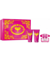 Versace Bright Crystal Absolu Набор edp 50ml+sh/gel 50ml+b/lotion 50ml